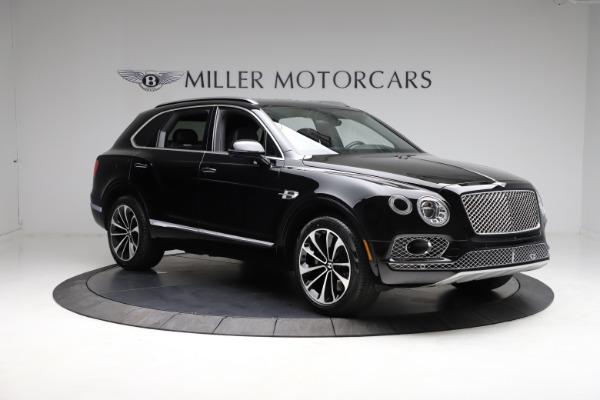 Used 2018 Bentley Bentayga W12 Signature for sale $153,900 at Maserati of Greenwich in Greenwich CT 06830 12