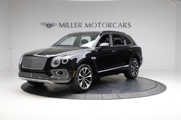 Used 2018 Bentley Bentayga W12 Signature for sale $153,900 at Maserati of Greenwich in Greenwich CT 06830 2