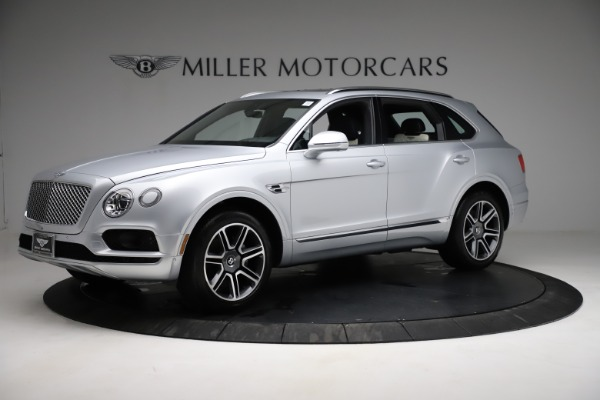 Used 2018 Bentley Bentayga Activity Edition for sale Call for price at Maserati of Greenwich in Greenwich CT 06830 2