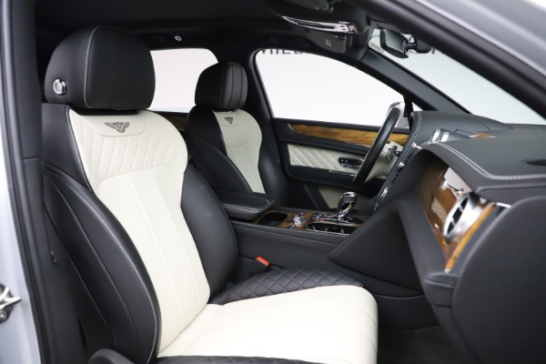 Used 2018 Bentley Bentayga Activity Edition for sale Call for price at Maserati of Greenwich in Greenwich CT 06830 28