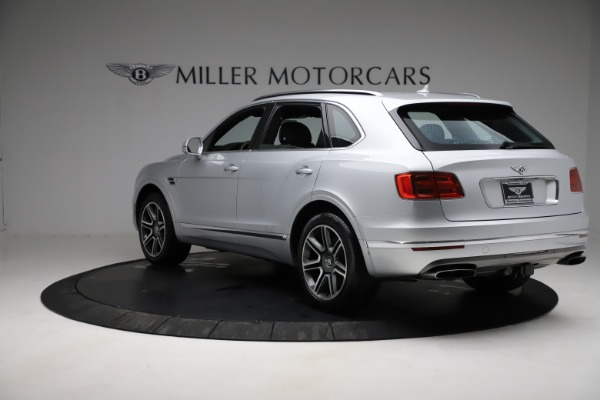 Used 2018 Bentley Bentayga Activity Edition for sale Call for price at Maserati of Greenwich in Greenwich CT 06830 5