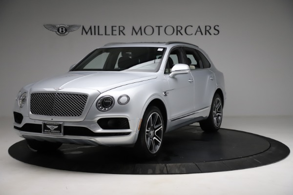 Used 2018 Bentley Bentayga Activity Edition for sale Call for price at Maserati of Greenwich in Greenwich CT 06830 1