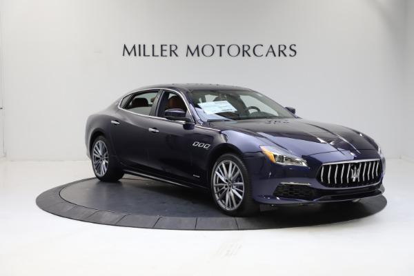 New 2021 Maserati Quattroporte S Q4 GranLusso for sale $123,549 at Maserati of Greenwich in Greenwich CT 06830 10