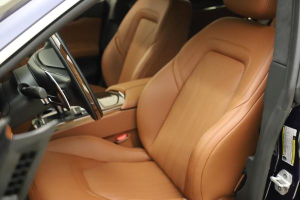 New 2021 Maserati Quattroporte S Q4 GranLusso for sale $123,549 at Maserati of Greenwich in Greenwich CT 06830 14