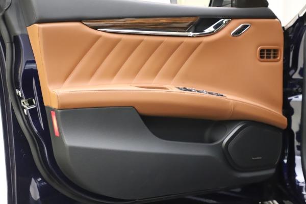 New 2021 Maserati Quattroporte S Q4 GranLusso for sale $123,549 at Maserati of Greenwich in Greenwich CT 06830 15