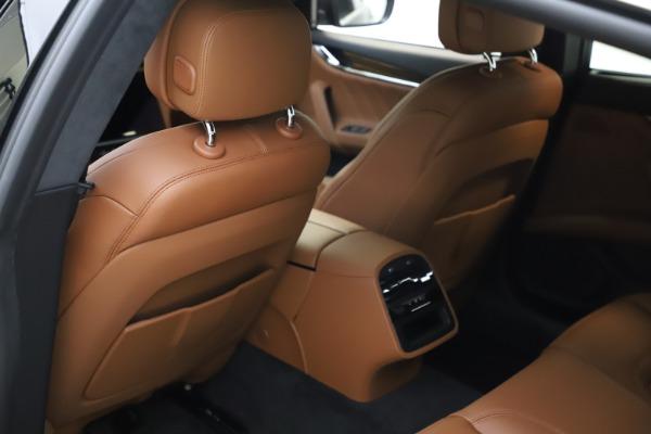 New 2021 Maserati Quattroporte S Q4 GranLusso for sale $123,549 at Maserati of Greenwich in Greenwich CT 06830 17