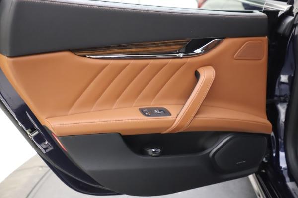 New 2021 Maserati Quattroporte S Q4 GranLusso for sale $123,549 at Maserati of Greenwich in Greenwich CT 06830 18