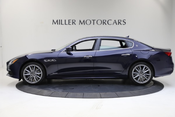 New 2021 Maserati Quattroporte S Q4 GranLusso for sale $123,549 at Maserati of Greenwich in Greenwich CT 06830 2