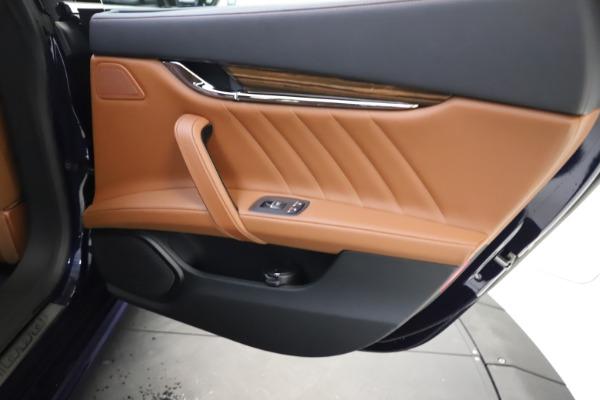 New 2021 Maserati Quattroporte S Q4 GranLusso for sale $123,549 at Maserati of Greenwich in Greenwich CT 06830 22