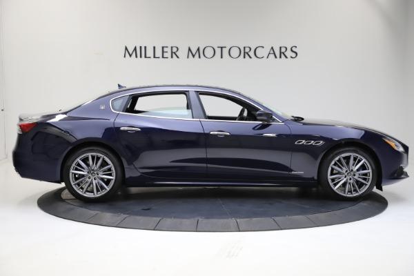 New 2021 Maserati Quattroporte S Q4 GranLusso for sale $123,549 at Maserati of Greenwich in Greenwich CT 06830 8