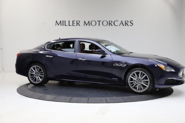 New 2021 Maserati Quattroporte S Q4 GranLusso for sale $123,549 at Maserati of Greenwich in Greenwich CT 06830 9