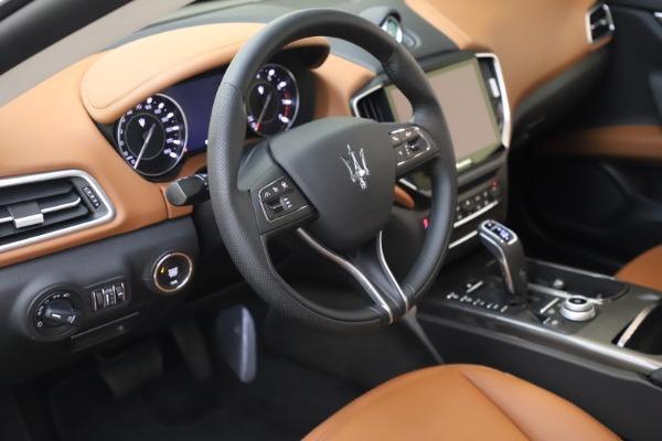 New 2021 Maserati Ghibli S Q4 for sale $85,754 at Maserati of Greenwich in Greenwich CT 06830 13