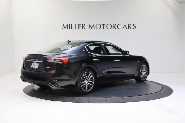 New 2021 Maserati Ghibli S Q4 for sale $86,654 at Maserati of Greenwich in Greenwich CT 06830 10