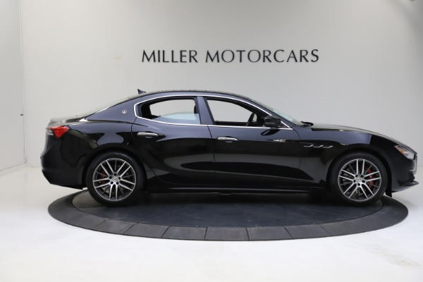 New 2021 Maserati Ghibli S Q4 for sale $86,654 at Maserati of Greenwich in Greenwich CT 06830 11