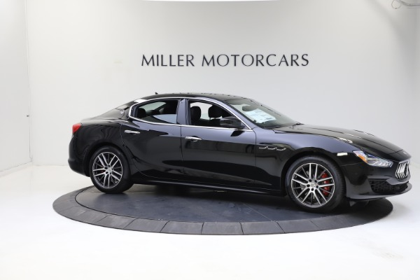 New 2021 Maserati Ghibli S Q4 for sale $86,654 at Maserati of Greenwich in Greenwich CT 06830 12