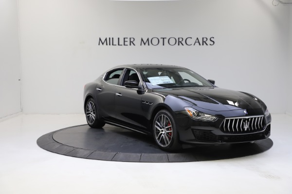 New 2021 Maserati Ghibli S Q4 for sale $86,654 at Maserati of Greenwich in Greenwich CT 06830 13
