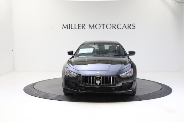 New 2021 Maserati Ghibli S Q4 for sale $86,654 at Maserati of Greenwich in Greenwich CT 06830 14