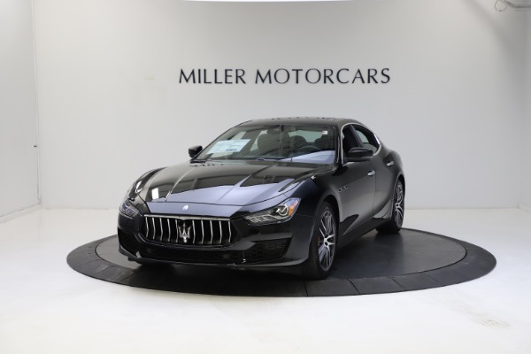 New 2021 Maserati Ghibli S Q4 for sale $86,654 at Maserati of Greenwich in Greenwich CT 06830 2