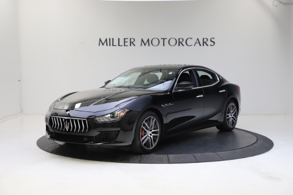 New 2021 Maserati Ghibli S Q4 for sale $86,654 at Maserati of Greenwich in Greenwich CT 06830 3