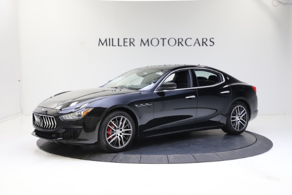 New 2021 Maserati Ghibli S Q4 for sale $86,654 at Maserati of Greenwich in Greenwich CT 06830 4