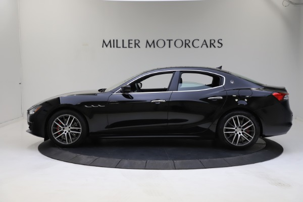 New 2021 Maserati Ghibli S Q4 for sale $86,654 at Maserati of Greenwich in Greenwich CT 06830 5