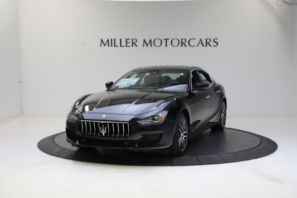 New 2021 Maserati Ghibli S Q4 for sale $86,654 at Maserati of Greenwich in Greenwich CT 06830 1