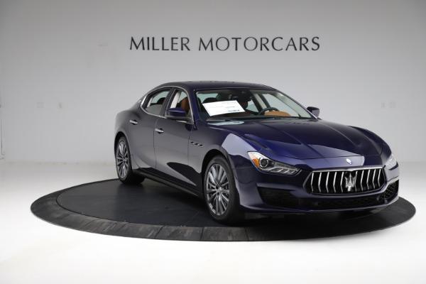New 2021 Maserati Ghibli S Q4 for sale $86,954 at Maserati of Greenwich in Greenwich CT 06830 11