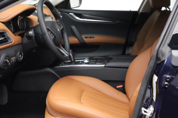New 2021 Maserati Ghibli S Q4 for sale $86,954 at Maserati of Greenwich in Greenwich CT 06830 13