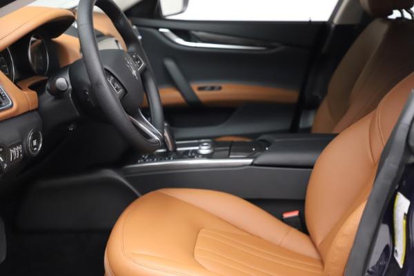 New 2021 Maserati Ghibli S Q4 for sale $86,954 at Maserati of Greenwich in Greenwich CT 06830 14