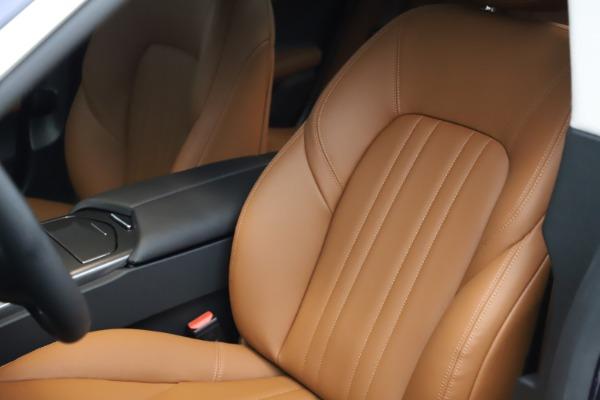New 2021 Maserati Ghibli S Q4 for sale $86,954 at Maserati of Greenwich in Greenwich CT 06830 15