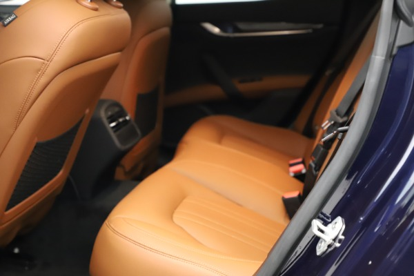 New 2021 Maserati Ghibli S Q4 for sale $86,954 at Maserati of Greenwich in Greenwich CT 06830 17