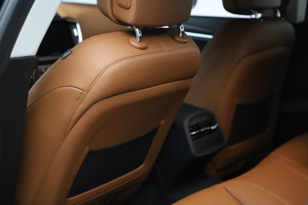 New 2021 Maserati Ghibli S Q4 for sale $86,954 at Maserati of Greenwich in Greenwich CT 06830 18