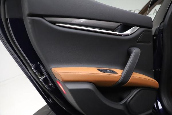 New 2021 Maserati Ghibli S Q4 for sale $86,954 at Maserati of Greenwich in Greenwich CT 06830 19