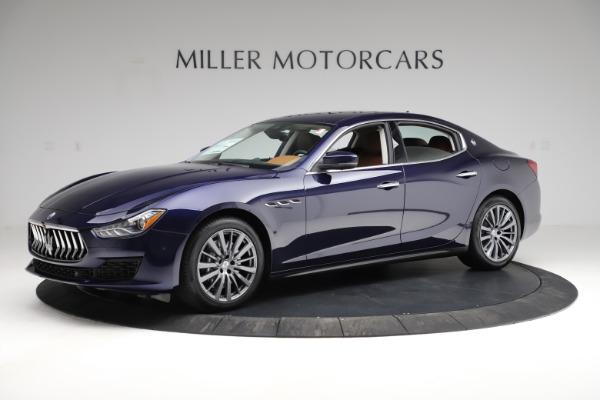New 2021 Maserati Ghibli S Q4 for sale $86,954 at Maserati of Greenwich in Greenwich CT 06830 2