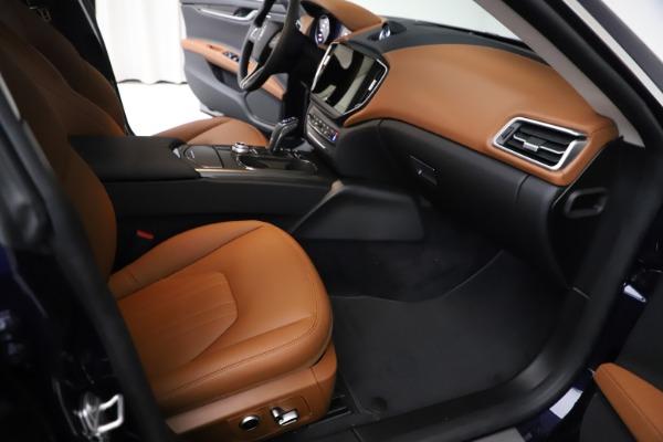 New 2021 Maserati Ghibli S Q4 for sale $86,954 at Maserati of Greenwich in Greenwich CT 06830 22