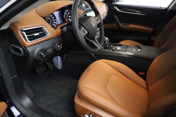 New 2021 Maserati Ghibli S Q4 for sale $86,954 at Maserati of Greenwich in Greenwich CT 06830 23