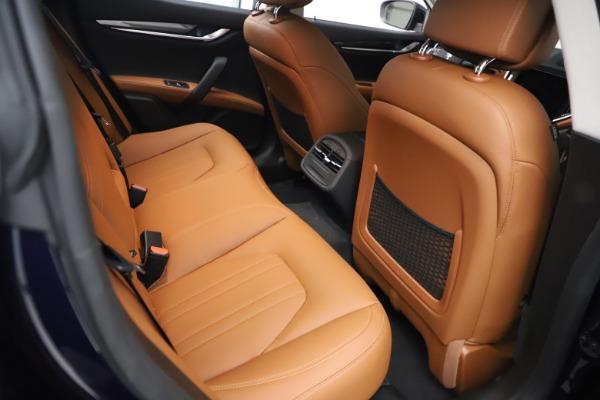 New 2021 Maserati Ghibli S Q4 for sale $86,954 at Maserati of Greenwich in Greenwich CT 06830 24