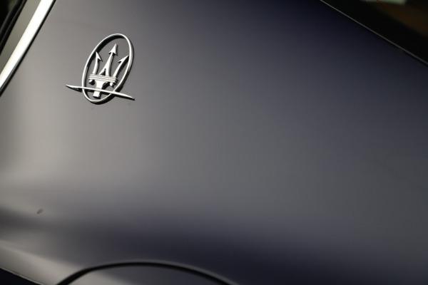 New 2021 Maserati Ghibli S Q4 for sale $86,954 at Maserati of Greenwich in Greenwich CT 06830 26