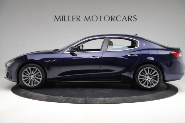 New 2021 Maserati Ghibli S Q4 for sale $86,954 at Maserati of Greenwich in Greenwich CT 06830 3