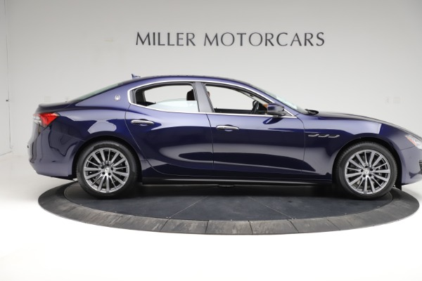 New 2021 Maserati Ghibli S Q4 for sale $86,954 at Maserati of Greenwich in Greenwich CT 06830 9