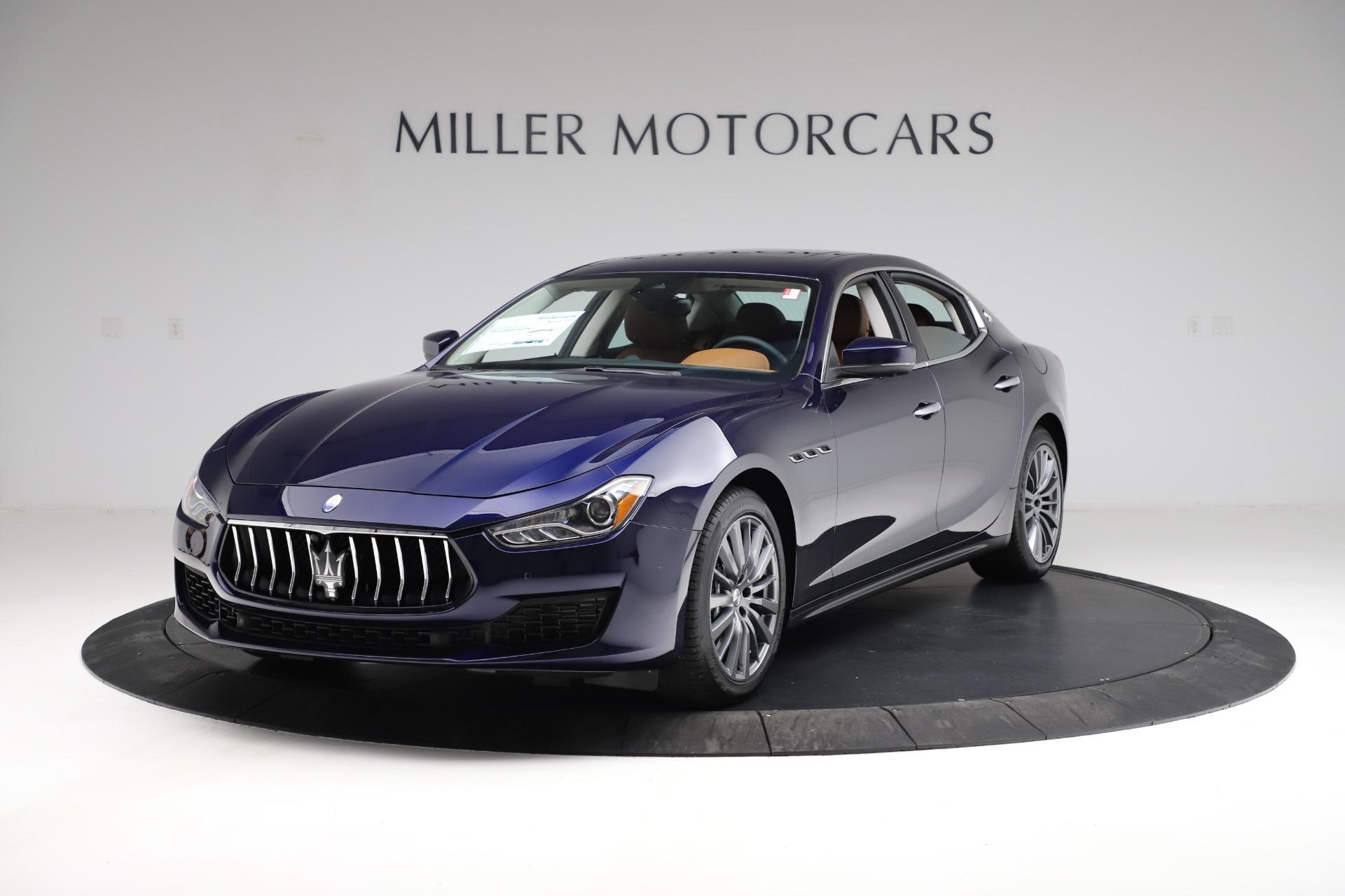 New 2021 Maserati Ghibli S Q4 for sale $86,954 at Maserati of Greenwich in Greenwich CT 06830 1