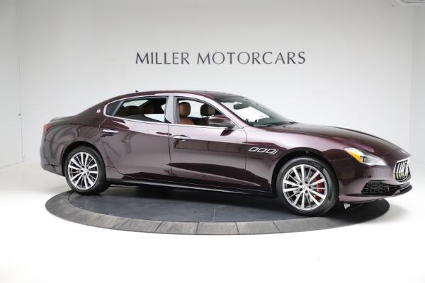 New 2021 Maserati Quattroporte S Q4 for sale $114,149 at Maserati of Greenwich in Greenwich CT 06830 10