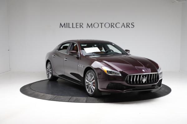 New 2021 Maserati Quattroporte S Q4 for sale $114,149 at Maserati of Greenwich in Greenwich CT 06830 11
