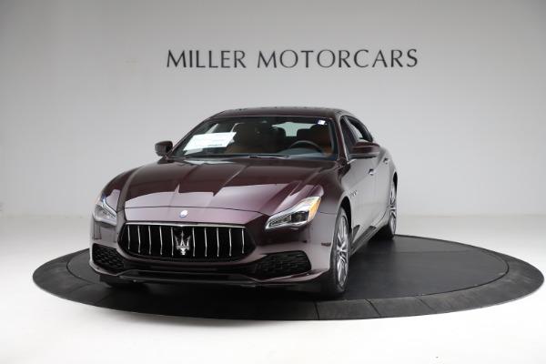 New 2021 Maserati Quattroporte S Q4 for sale $114,149 at Maserati of Greenwich in Greenwich CT 06830 12