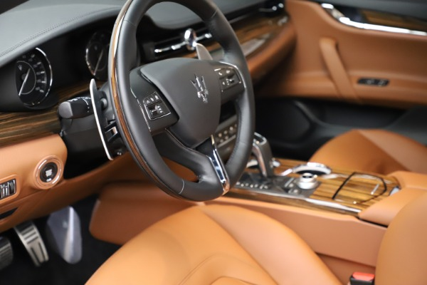 New 2021 Maserati Quattroporte S Q4 for sale $114,149 at Maserati of Greenwich in Greenwich CT 06830 13