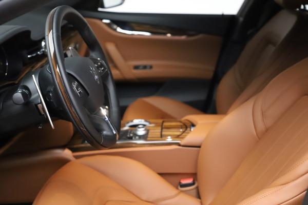 New 2021 Maserati Quattroporte S Q4 for sale $114,149 at Maserati of Greenwich in Greenwich CT 06830 14