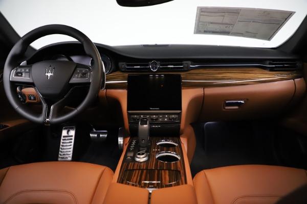 New 2021 Maserati Quattroporte S Q4 for sale $114,149 at Maserati of Greenwich in Greenwich CT 06830 16