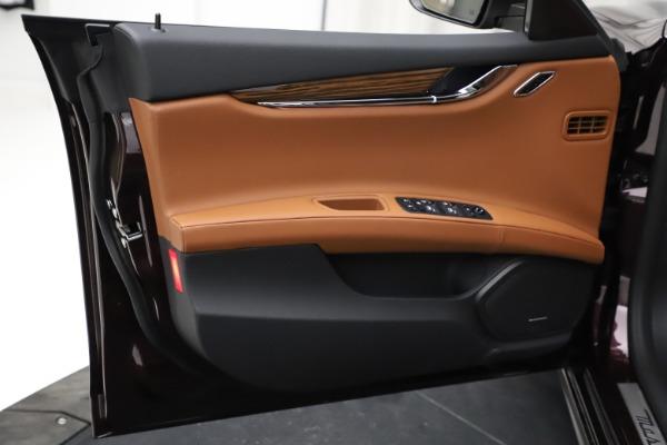 New 2021 Maserati Quattroporte S Q4 for sale $114,149 at Maserati of Greenwich in Greenwich CT 06830 17