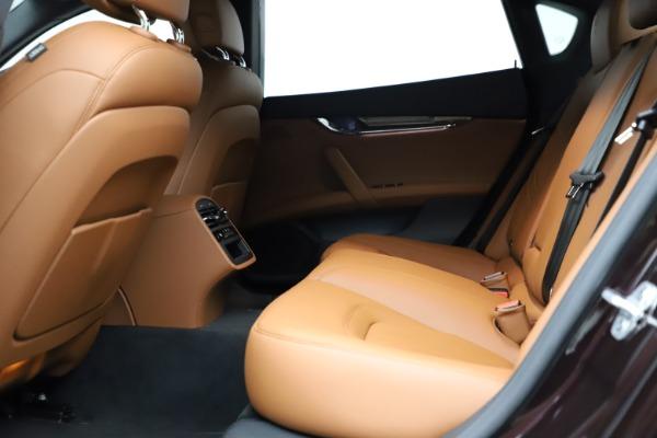 New 2021 Maserati Quattroporte S Q4 for sale $114,149 at Maserati of Greenwich in Greenwich CT 06830 18