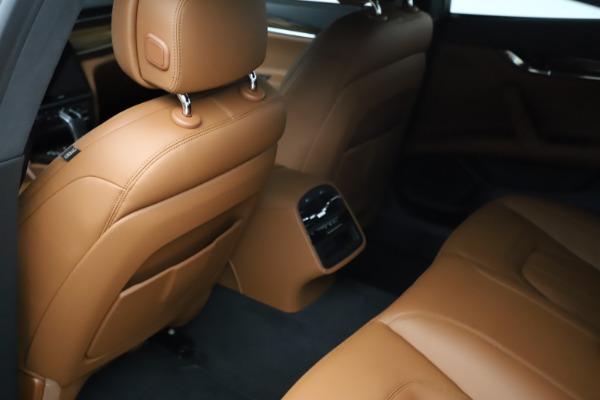 New 2021 Maserati Quattroporte S Q4 for sale $114,149 at Maserati of Greenwich in Greenwich CT 06830 19